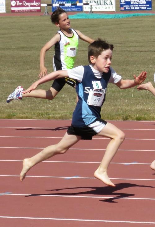 Aaron Clarke (9) – 60m Lovelock (5th place)