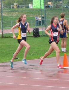 Marisol - 1500m final