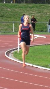 Meg U16 400m