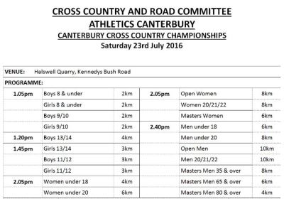 Canty XC